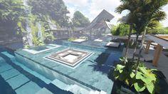 The Water Pavilion by Martin Ferrero Architecture (6)
