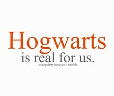 My fellow Potterheads.