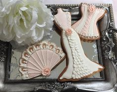 (^o^) C is for Cookie (^o^) ~ wedding cookies