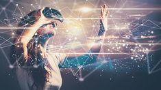 come #blockchain può aiutare #AR e #VR