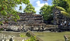 Legends about lost civilizations like Atlantis and El Dorado have always piqued human curiosity with their mysteriousness. Along the coasts of Micronesia, there lies another strange island called Nan Madol.