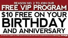 Join the program from FREE. www.scottysbrewhouse.com/vip