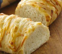 Stuffed Mozzarella Garlic Bread recipe from Pillsbury.com