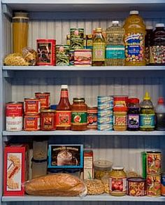 Save Money While Building Your Pantry