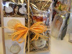 Paquete regalo Gourmet. Los preparamos a gusto del cliente. En Tahona Artesanal Gourmet Bilbao.
