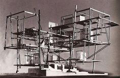 Constant Nieuwenhuys - Hyper-Architecture of Desire