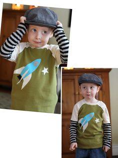 craftyNHmom: Sewing For Boys Sew Along