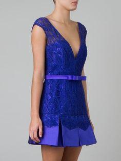 Martha Medeiros Vestido Roxo - Martha Medeiros - Farfetch.com R$ 7.980,00