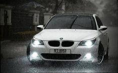 Bmw M5 E60, Bmw Alpina, Weird Cars, Cool Cars, Carros Bmw, Bmw Wallpapers, Bavarian Motor Works, Automobile, Bmw White