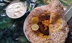 Beriani. Traditional food of Isfahan.