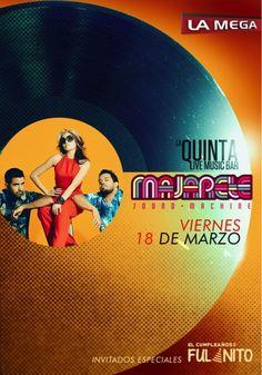Majarete Sound Machine en VIVO http://crestametalica.com/events/majarete-sound-machine-vivo/ vía @crestametalica