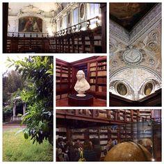 La Biblioteca Classense fotografata in occasione di #invasionidigitali   MyTurismoER: Ravenna attraverso lo sguardo fotografico di @livingravenna