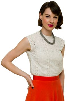 I adore Jessica Raine after watching CALL THE MIDWIFE.
