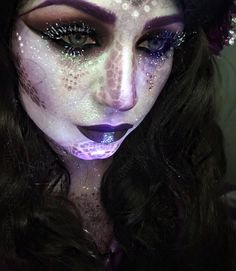 Deep Sea Siren by PrettiesandP. Tag your pics with #Halloween and #SephoraSelfie on Sephora's Beauty Board for a chance to be featured!