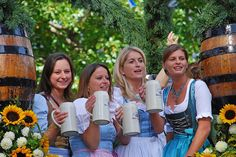 Oktoberfest Beer, Munich, Germany