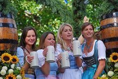 Oktoberfest Beer, Munich, Germany