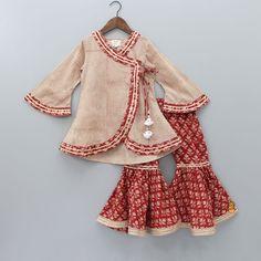 Baby Girl Frocks, Kids Frocks, Frocks For Girls, Little Girl Dresses, Little Girl Dress Patterns, Kids Dress Patterns, Girls Frock Design, Baby Dress Design, Baby Girl Birthday Dress