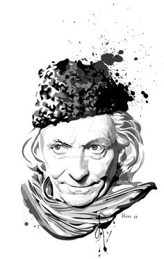 The first Doctor Who by hansbrown-77 on DeviantArt