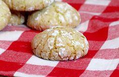 Amaretti cookies GF