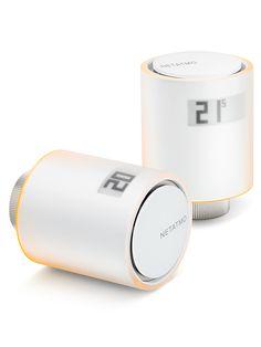 Netatmo Energy   Thermostat and Valves   Smart Heating