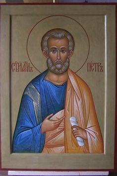 Religious Icons, Religious Art, Orthodox Icons, Baseball Cards, Sketchbooks, Oil Paintings, Saints, Sign, Fresco