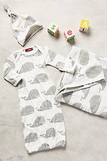 Welcome Home Baby Set - anthropologie.com