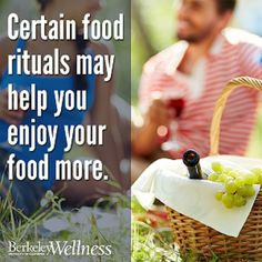 Research shows that certain #mindfuleating practices may enhance the taste experience of your #food. Learn a few quick, easy things that you can do! http://www.berkeleywellness.com/healthy-mind/mind-body/article/food-rituals-tap-rap-stir%E2%80%A6repeat/?ap=2012 #DIY
