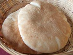 Pan árabe apto para celiacos