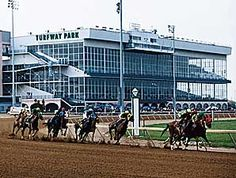 Turfway Park, Florence, KY