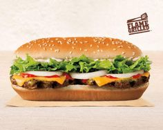 Burger King is dipping burgers in butter!