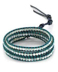 Chan Luu Five Wrap Mother of Pearl Bracelet | Bloomingdale's