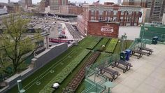 Urban Farming Trend That's Taking Over Major League Baseball http://thinkprogress.org/climate/2015/ #education