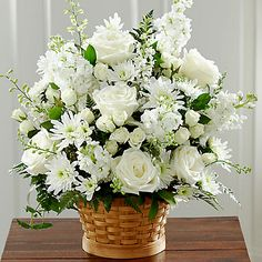 Send your condolences with funeral flowers. Wreaths, crosses, baskets as well as large standing funeral sprays and casket sprays. Condolence Flowers, Sympathy Flowers, Funeral Floral Arrangements, White Flower Arrangements, Remembrance Flowers, Memorial Flowers, Heartfelt Condolences, Funeral Sprays, Flower Factory