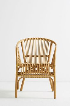 Slide View: 2: Pari Rattan Chair