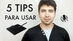 Hola! En este video te muestro 5 Tips para usar una tableta gráfica Wacom. http://blgs.co/Sx2QPb