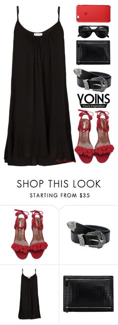 """""""Sail away - YOINS"""" by florenciafashionstreethunter ❤ liked on Polyvore featuring Velvet"""