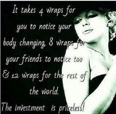 """Expect ultimate results in as little 45 minutes with """"that crazy wrap thing"""" the Ultimate Body Applicator! This non-woven cloth wrap is infused with a powerful, botanically based formula that delivers maximum tightening, toning and firming results wherever you need them most..Minimizes the appearance of cellulite. Improves skin tone and texture. Mess free and simple to use. Results in as little as 45 minutes. progressive results over 72 hours. Made with all natural ingriedients."""