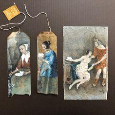 a poetic perspective on the familiar Diy Tea Bags, Used Tea Bags, Tea Bag Art, Tea Art, Sakura Painting, Drawing Journal, Old Master, Recycled Art, Pencil Art