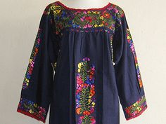 Oaxacan Dress. Perfect for summer. For more San Antonino styles go to: elinterior.com