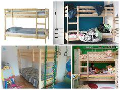 Обзор покупки 2-ярусной кровати  МИДАЛ из ИКЕА!!!!