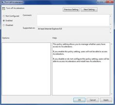 Customize and Configure Internet Explorer Using Group Policy Editor
