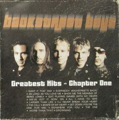 Music Apple iTunes: Backstreet Boys - Greatest Hits - Chapter One (200...