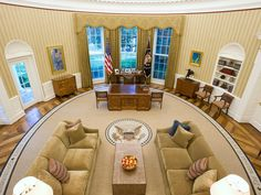 The White House, in Washington, DC, is probably the world's most famous presidential abode, and the Oval Office, the president's formal workspace, probably its most famous room. This is where President Barack Obama confers with diplomats, staff, dignitaries, and heads of state.