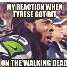 #twd #tyreese #twdmemes #memestwd #memes #thewalkingdead