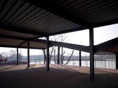 Gallery of Waterfront Kopaszi Dam / T2.a Architects - 18