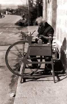 Afiador Valencia, Knife Grinder, Nostalgia, Foto Madrid, Vintage Italy, Working People, Alicante, Best Memories, Belle Epoque