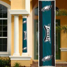 Philadelphia Eagles 24'' x 96'' Column Wrap