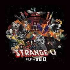 Strange U – #LP4080 (2017)  Artist:  Strange U    Album:  LP4080    Released:  2017    Style: Hip Hop   Format: MP3 320Kbps   Size: 114 Mb            Tracklist:  01 – Terminator Funk  02 – Bullet Proof Mustache (feat. Lee Scott)  03 – Shots  04 – Hanging Chads  05 – Cimmerian Shade  06 – Grizzle  07 – Eden's Husk (feat. Jehst)  08 – Taurus  09 – Hank Henshaw  10 – Mr. Kill  11 – Daisy  12 – Mumm Ra  13 – The Technodrome  14 – Illuminations (feat. Fliptrix)  15 – Waste of Space  16 – ..