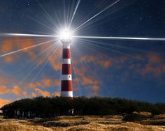 Lighthouse of Ameland