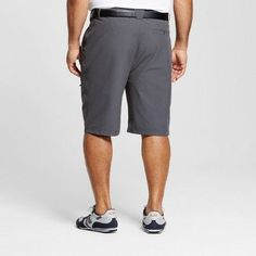 Men's Big & Tall Golf Cargo Shorts - C9 Champion - Gray 48, Railroad Gray